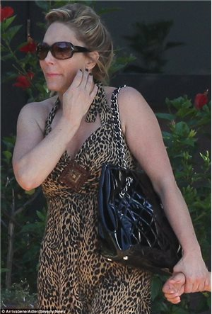 35 Photos Adrienne Maloof wearing Wedges Spott