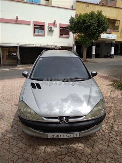 Peugeot 206 Sw d'occasion pas cher à Agadir | 3 Annonces sur Avito.ma