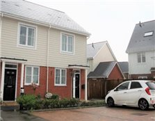 2 bedroom end of terrace house Snodland