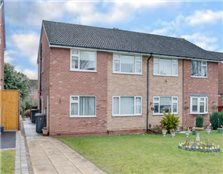 2 bedroom maisonette Webheath