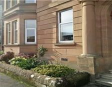 2 bedroom ground floor flat Glasgow