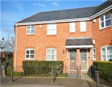 2 bedroom maisonette Dickens Heath