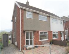 3 bedroom semi-detached house for sale Garth