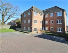 1 bedroom ground floor flat Whiteley