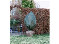Voile D'Hivernage Nature Vert 0,5 X 1 M