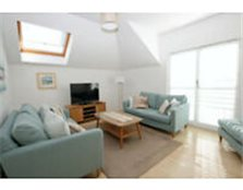 Now LET - Musselburgh - Beautiful Light Modern Fully Furnished 2 Bedroom Flat with parking