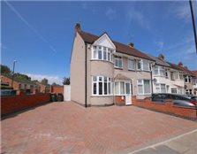 3 bedroom end of terrace house for sale Coventry