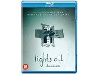 WARNER HOME VIDEO Lights Out Blu-Ray