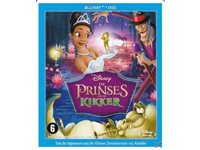 THE WALT DISNEY COMPANY De Prinses En De Kikker Blu-Ray