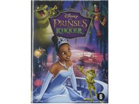 THE WALT DISNEY COMPANY De Prinses En De Kikker DVD