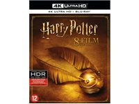WARNER HOME VIDEO Harry Potter: Complete 8-Film Collection 4K Blu-Ray
