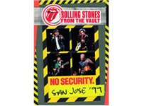 UNIVERSAL MUSIC The Rolling Stones - From The Vault: No Security. San José DVD