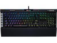 CORSAIR Clavier Gamer Platinium Cherry MX Speed AZERTY (CH-9127014-BE)