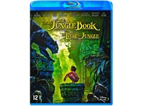 THE WALT DISNEY COMPANY The Jungle Book Live Action Blu-Ray
