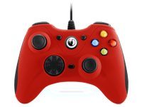 NACON Gamecontroller Rood (PCGC-100RED)