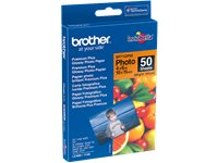 BROTHER Papier Glacé 10 X 15 Cm (BP71GP50)