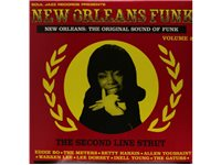 V2 RECORDS New Orleans Funk Vol.2 LP