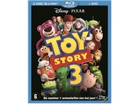 THE WALT DISNEY COMPANY Toy Story 3 Blu-Ray