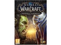 ACTIVISION World Of Warcraft: Battle For Azeroth UK PC