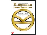 20TH CENTURY FOX Kingsman 2-Movie Collection DVD