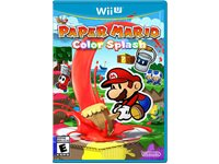 NINTENDO GAMES Paper Mario: Color Splash FR Wiiu