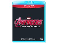 THE WALT DISNEY COMPANY Avengers - Age Of Ultron 3D Blu-Ray