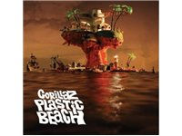 WARNER MUSIC BENELUX Gorillaz - Plastic Beach CD