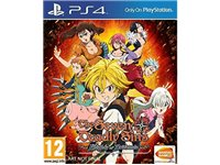 NAMCO The Seven Deadly Sins: Knights Of Britannia UK PS4