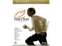 BELGA FILMS 12 Years A Slave Blu-Ray