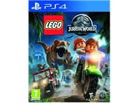 WARNER SW Lego Jurassic World FR/NL PS4