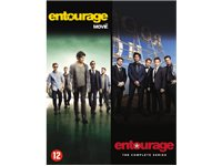 WARNER HOME VIDEO Entourage: Série Complète + Film DVD