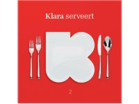 WARNER MUSIC BENELUX Klara Serveert Vol.2 CD