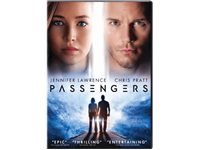 SONY PICTURES Passengers DVD