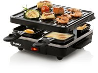 DOMO Raclette - Tafelgrill (DO9147G)