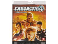 20TH CENTURY FOX Fantastic 4 Blu-Ray