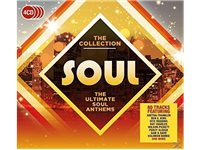 WARNER MUSIC BENELUX Soul Collection CD