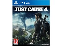 SQUARE ENIX Just Cause 4 FR/UK PS4