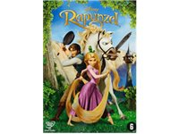 THE WALT DISNEY COMPANY Rapunzel DVD