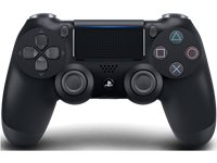 PLAYSTATION Manette Sans Fil PS4 Dualshock 4 V2 Noir (9870050)