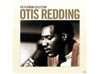 WARNER MUSIC BENELUX Otis Redding - The Platinum Collection CD