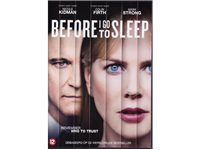 DUTCH FILM WORKS Before I Go To Sleep DVD