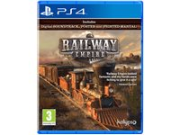 BIGBEN GAMES Railway Empire FR PS4