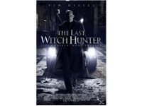 BELGA FILMS The Last Witch Hunter DVD