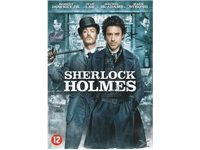 WARNER HOME VIDEO Sherlock Holmes DVD