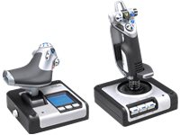 LOGITECH Joystick PC Saitek Flight X52