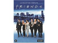 WARNER HOME VIDEO Friends: L'intégrale De La Série DVD