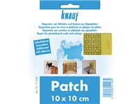 Patch De Réparation Knauf 10 X 10 Cm d'occasion