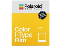 POLAROID ORIGINALS Papier Photo Instantané I-Type Couleur (4668)