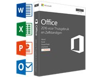 MICROSOFT SW Office Mac Home And Business 2016 (NL) | 1 Mac
