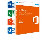 MICROSOFT SW Office Home And Business 2016 (NL) | 1 PC